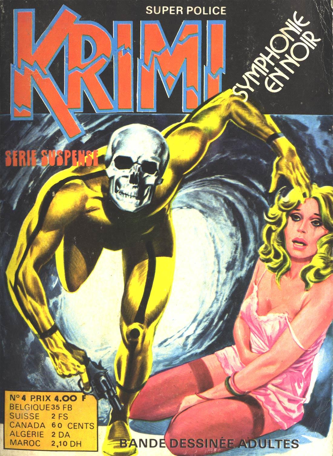 KRIMINAL / SYMPHONIE EN NOIR (1977)