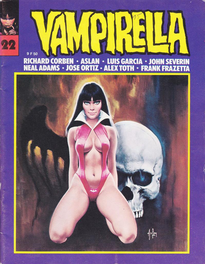 VAMPIRELLA-22VF